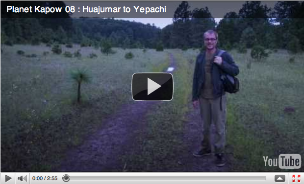 Video: Planet Kapow 08 : Huajumar to Yepachi